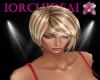 Lory Blonde Short Hair