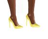 Spring Yellow Heels
