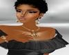 ZL Brown Jewelry Set