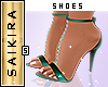 Diamond Heels Green