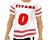 TBT football Jersey