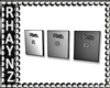 3 Wall Pictures Mesh