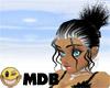 ~MDB~ BLK WHT V1 MICHAEL