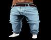 Saggy Hood Jeans