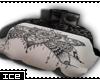 Ice * Mandala Circle Bed
