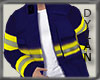 !!D Firefighter Jacket