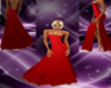 ~AS~ Red Evening Dress