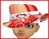 Fashion Santa Hat