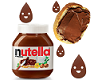 Nutella rain