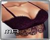 MR:Cute Bustier Purple
