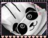 Panda Hoody Male