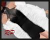 White Fur Coat Layerable