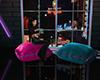 GL-Neon Hang Out Pillows