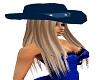 *PFE Straight Hat Hair