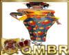 QMBR Kimono Red Phoenix