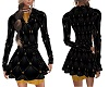 coat and dress blackgold