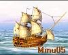 Animated Sailboat
