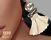 Leo earrings