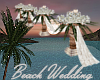 Beach Wedding Isle Deco