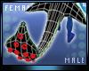 M * Octashark Tail M/F