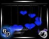 Blue Heart Lights
