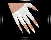 Slender Gloves White (N)