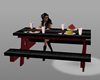 picnic table animated