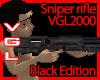 VGL2000 Sniper Black