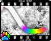 [:3] Rainbow Kitten Tail