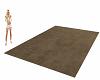 Midbrown rug