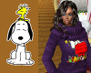 Snoopy Sweater