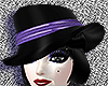 Liza Manelli Cabaret Hat