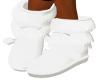 Child White Fur Ugg Boot