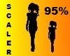 .S. Scaler 95 %