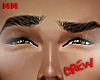 Tc. Confused Eyebrows