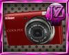 (JZ)NikonCoolPixS3000red