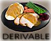 [Luv] Der. Food Plate 1