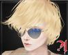 80s Anime Blonde
