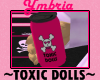 Toxic Dolls Coffee Mug
