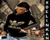 [KD] Black & Gold Adidas
