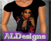 ~AL~Trey Songz Fan Tee
