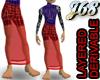 J68 Tight Layered Dress
