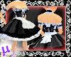 silk n lace french maid