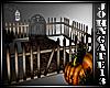 Fenced Pumpkin Tomb