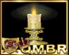 QMBR Golden Candle