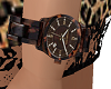 (AF) Brown Watch