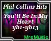 Phil C.  U Be N My Heart