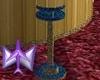 (BoJ)Bronze barstool Blu