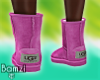 .B. Pink Boots