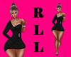 DRESS BLACK RLL